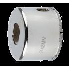 Tegelboorkroon diameter 18mm